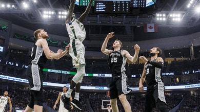 NBA, out Gallinari e Clippers ko. Belinelli e gli Spurs fanno sei di fila
