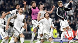Juve-Atletico, le pagelle: Bernardeschi, notte da fuoriclasse