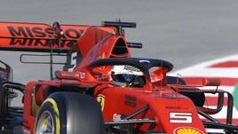 F1, la Ferrari celebra i suoi 90 anni a Melbourne