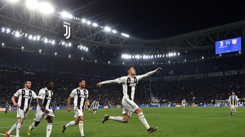 Champions League, impresa Juve: il trionfo crolla a 5,00