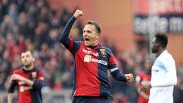 Genoa, senti Criscito: «Il derby è tutto, dobbiamo vincerlo»