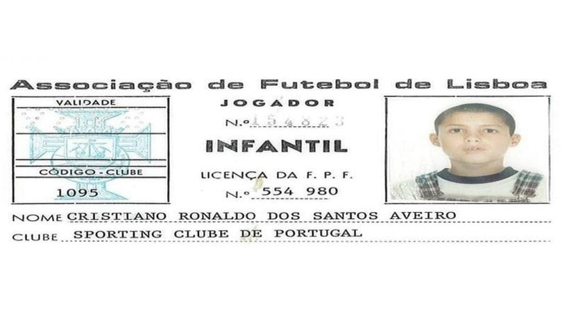 «Respect the GOAT». Lo Sporting Lisbona incensa Cristiano Ronaldo