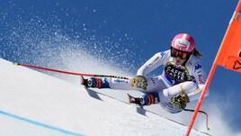 Sci, Nadia Fanchini sfiora il podio in discesa libera a Soldeu