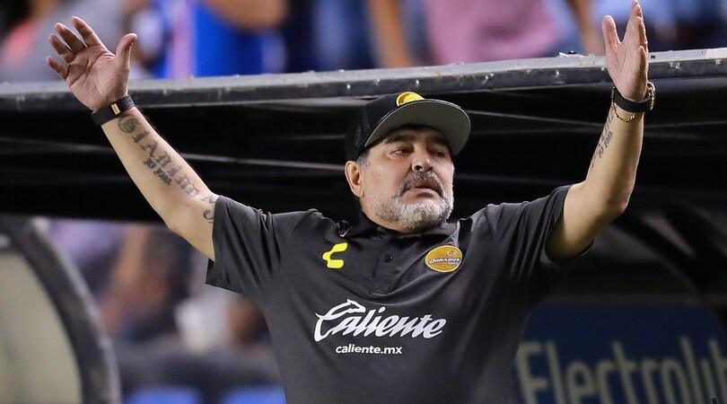 Maradona:«Cristiano Ronaldo è un animale e uno stregone»