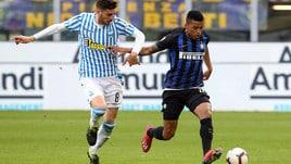 Serie A Spal, allenamento differenziato per Valoti