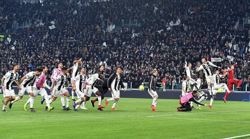 Champions League, ascolti record su Sky Sport: 11,14% di share per Juventus-Atletico