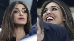 Belen Rodriguez: «Ho portato bene alla Juve»