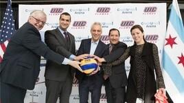 Volley: a Chicago la Final Six della Volleyball Nations League maschile