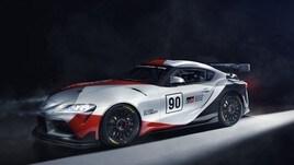 Toyota Supra GT4, il futuro è leggerezza