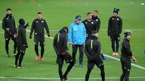Napoli, discorso di Ancelotti in mezzo al campo: ansia per Fabian Ruiz
