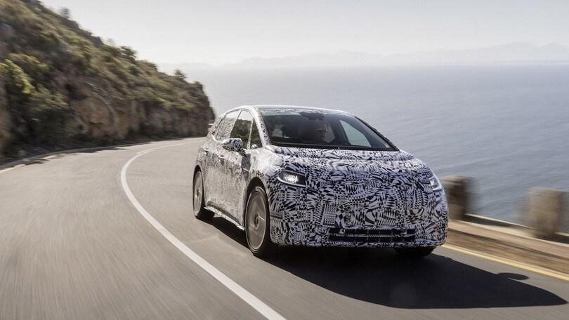 Gruppo Volkswagen, 70 modelli elettrici nei prossimi 10 anni