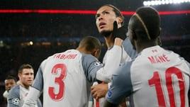 Champions League, il Liverpool espugna l'Allianz Arena: Bayern fuori