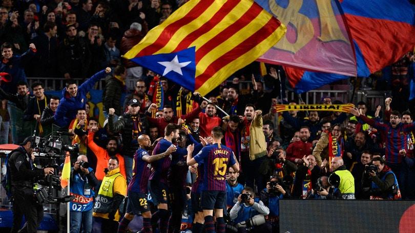 Champions, Ronaldo non fa paura al Barcellona: i tifosi vogliono la Juventus