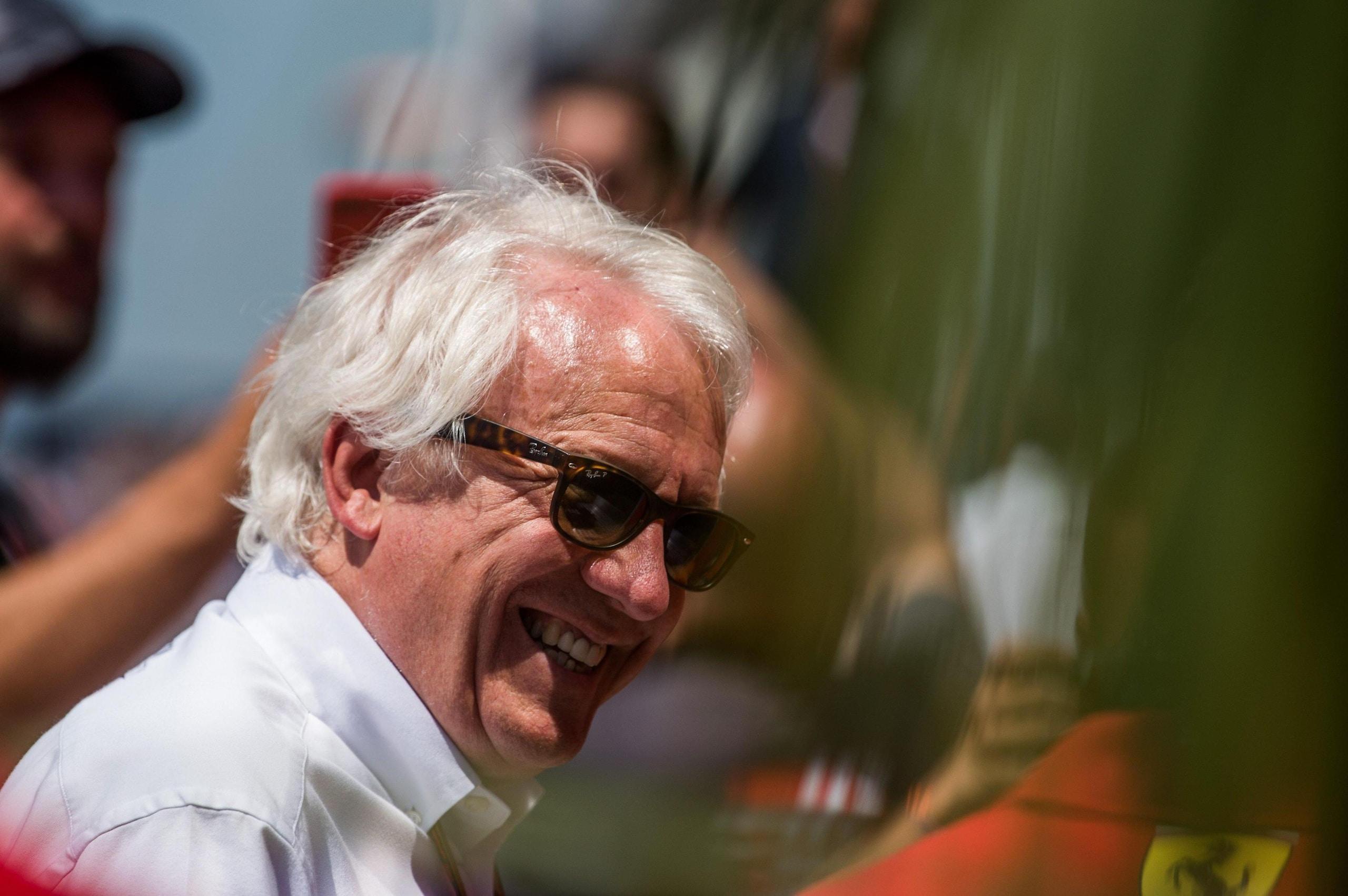 F1, morto direttore gara Charlie Whiting
