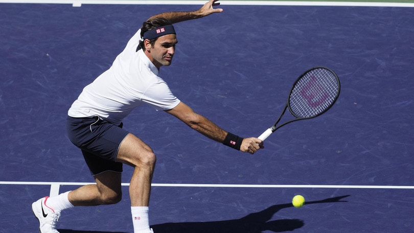 Tennis, Indian Wells: Nadal chiama, Federer risponde