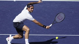 Tennis, Indian Wells: Nadal chiama, Federer risponde