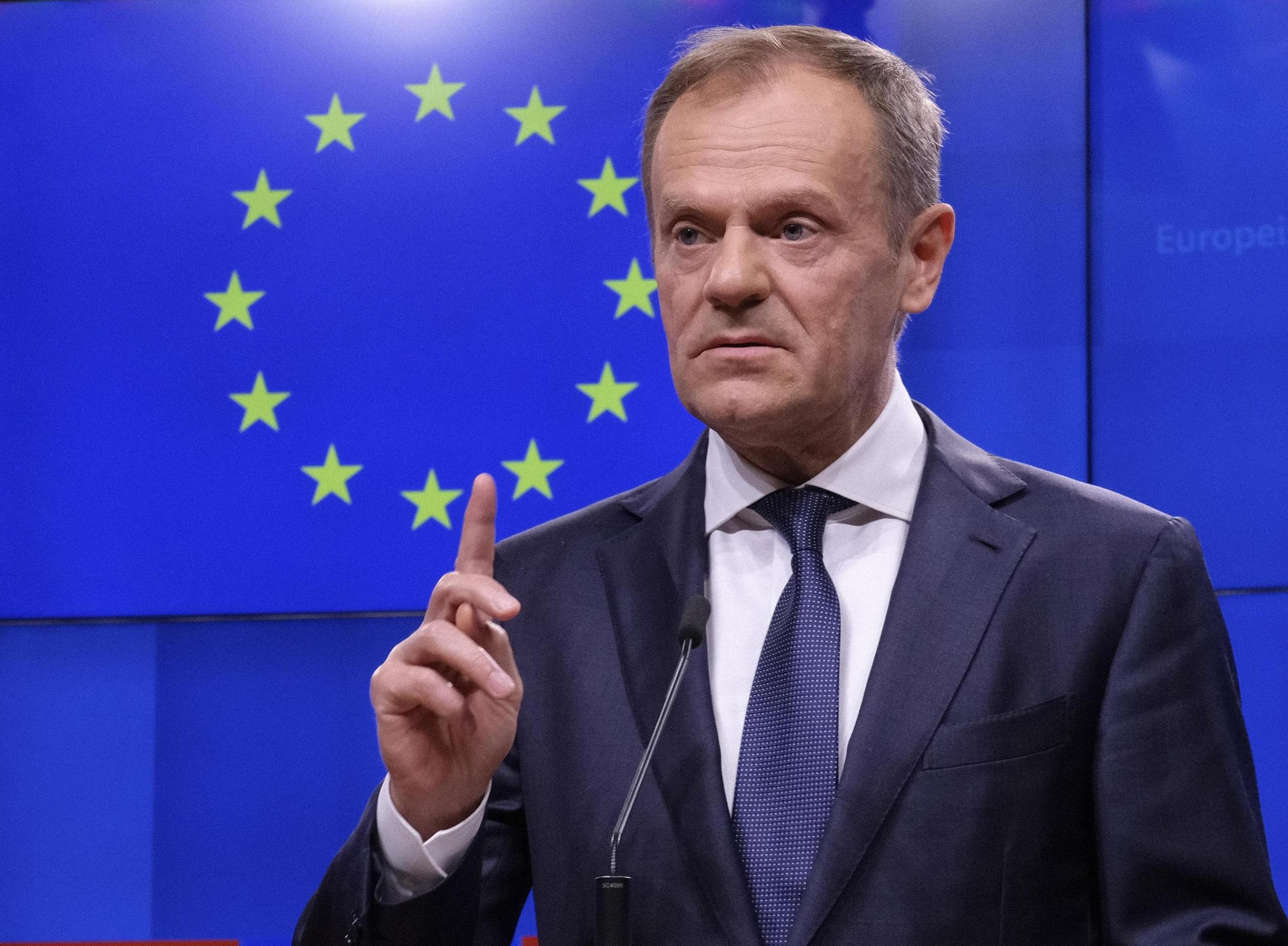 Brexit: Tusk apre a estensione lunga