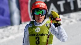 Sci, Federica Brignone terza nel SuperG di Andorra
