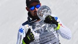 Sci, Dominik Paris è SuperGigante! La Coppa del Mondo è sua