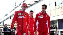 F1 Ferrari, Leclerc: «Il team ha creduto in me, ora devo far bene in pista»