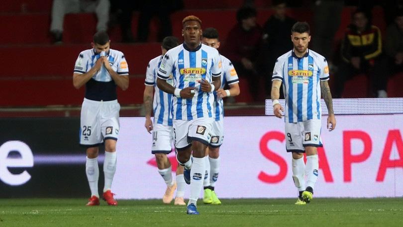 Serie B, Pescara-Cosenza: riscatto biancoazzurro a 2,10