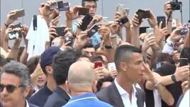 Cristiano Ronaldo rischia la squalifica in Champions