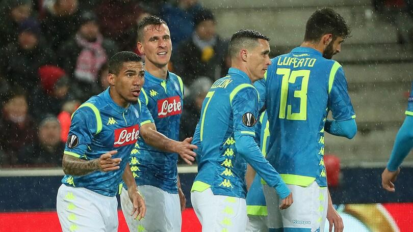 Ranking UEFA: invariate Juve e Napoli, Italia terza
