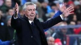 Napoli, Ancelotti: «Il gol di Milik ci ha condizionato»