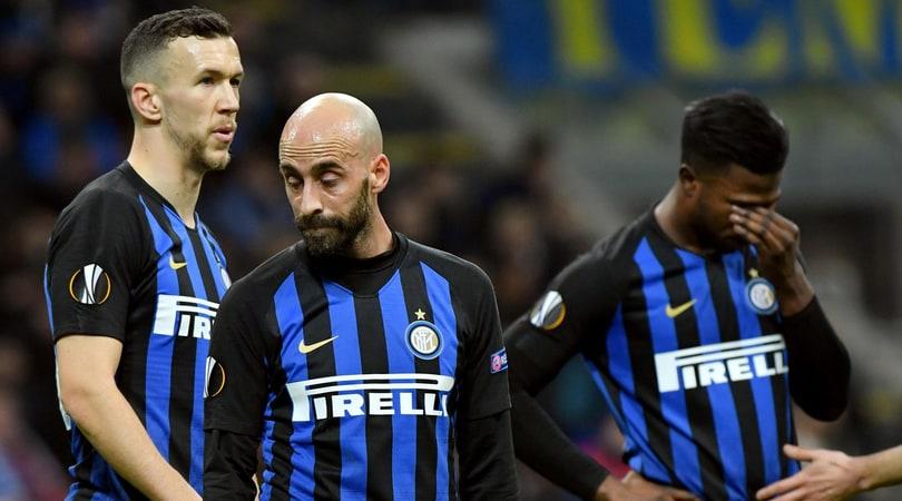 Inter fuori dall'Europa League: ko contro l'Eintracht