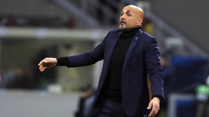 Inter, Spalletti: «Il gol ci ha innervositi. Paura per il derby? Mica ci picchiano»