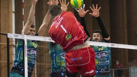 Volley: Champions League, Perugia rimonta e vince al tie break