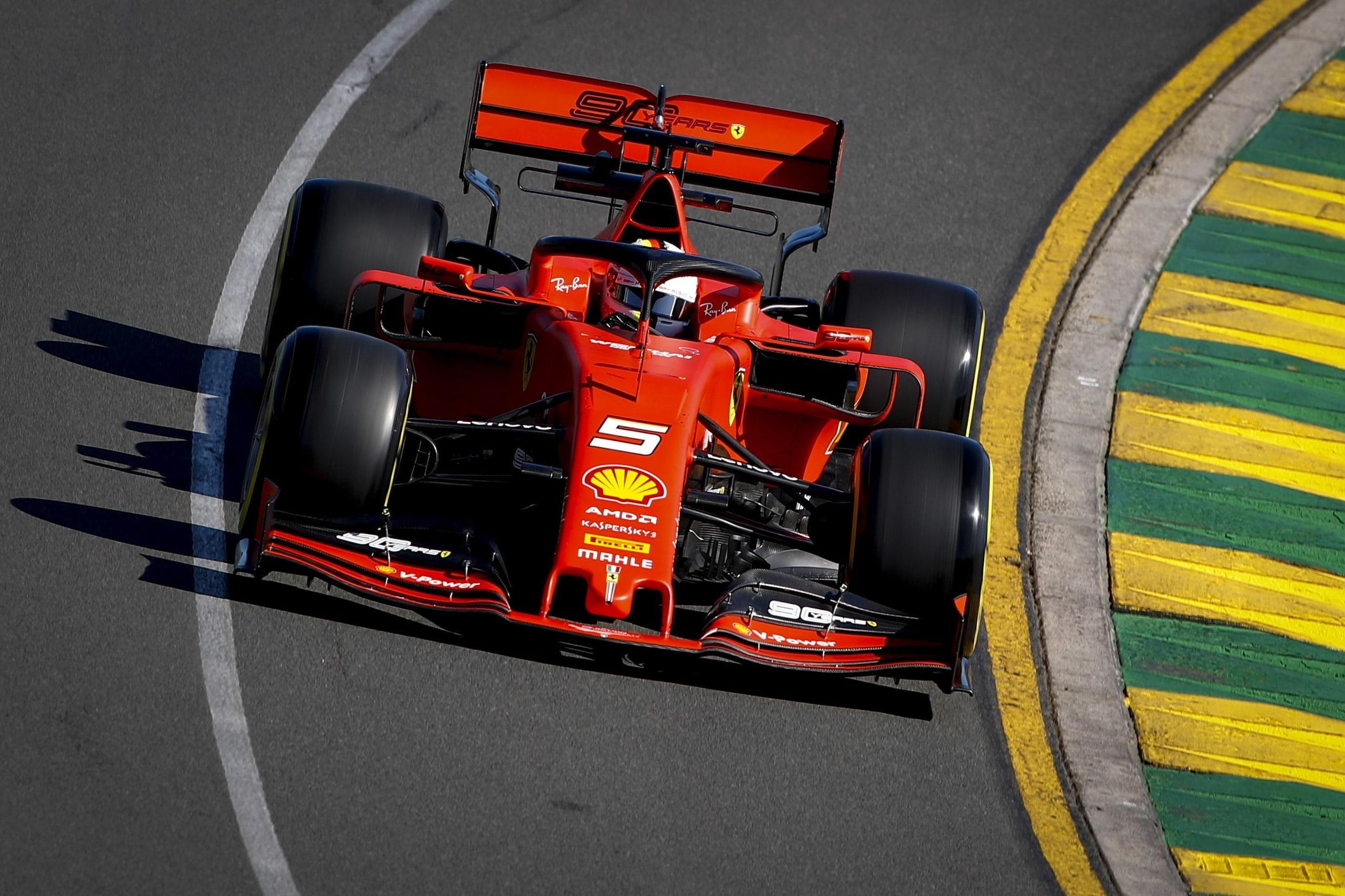 F1, Australia,Hamilton domina 2/e libere