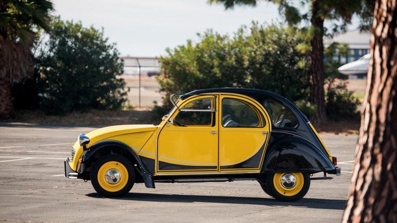 Citroën: le 30 auto che hanno fatto la storia