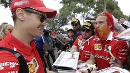 F1 Ferrari, Vettel: «Domani andrà meglio»