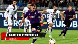 Serie A, stasera si parte con Cagliari-Fiorentina