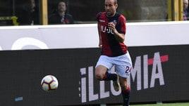 Serie A Bologna, Palacio bomber da trasferta