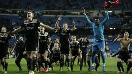 Champions: tutto sull'Ajax, prossimo avversario della Juventus