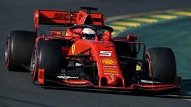 F1, diretta qualifiche Gp Australia ore 7