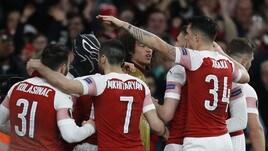 Europa League: tutto sull'Arsenal, prossimo avversario del Napoli