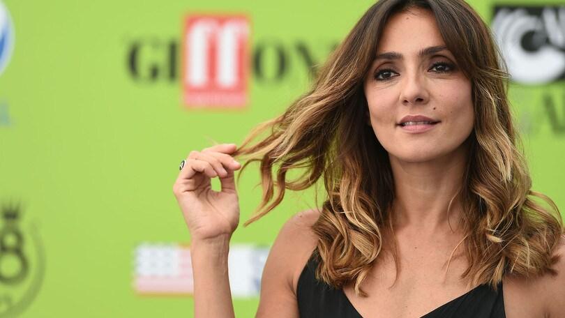 Ambra Angiolini: «Sì, sono innamorata di Allegri»