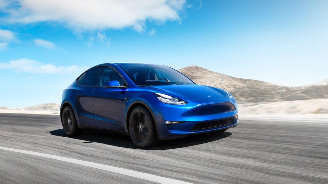 Tesla Model Y - LE FOTO