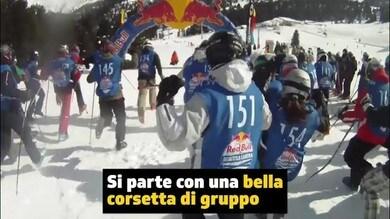 """Torna """"Red Bull Discesa Libera"""" edizione 2019"""