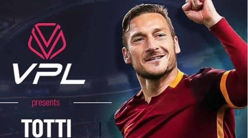 Roma, Totti lancia la sua squadra di ESports