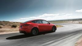Tesla Model Y, un mix tra sport utility e crossover