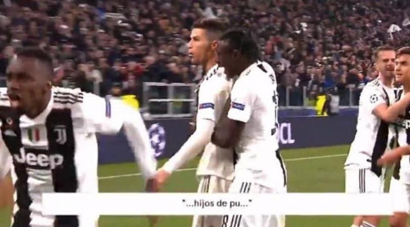 «Champions, furia Atletico su Ronaldo: protesta alla Uefa»