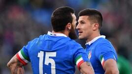Rugby, i Boomdabash al Terzo Tempo Peroni Village per Italia-Francia