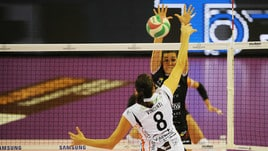 Volley: A2 Femminile, la sesta giornata apre con il testacoda Perugia-Martignacco