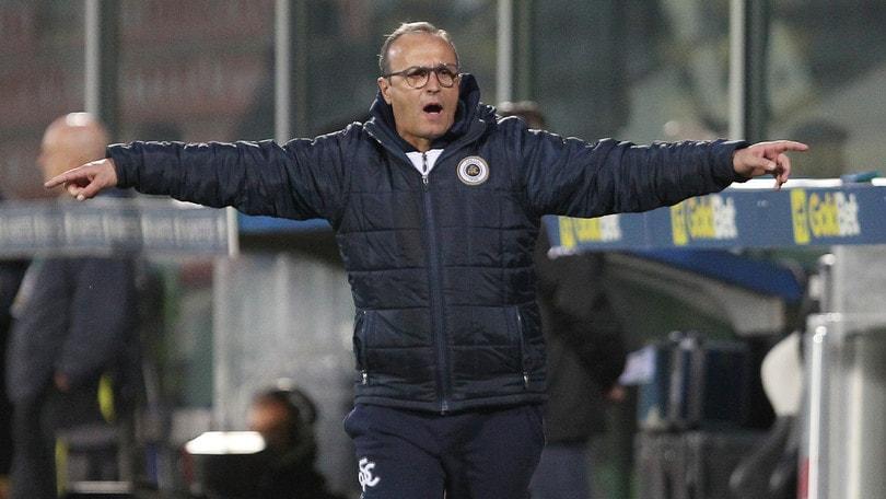 Serie B Spezia, Marino: «La squadra non deluderà con il Benevento»
