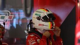 F1 Ferrari, Vettel: «Non dobbiamo preoccuparci troppo»
