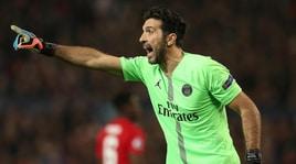 Dalla Francia: «Psg, rinnovo di Buffon in stand-by dopo l'eliminazione dalla Champions»